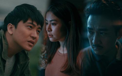 Trailer 'Trái tim quái vật': Hoàng Thùy Linh có con, B Trần điên dại vì tình