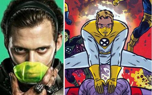 Top 6 nhân vật có năng lực nhảm nhí nhất Marvel & DC (P.2)