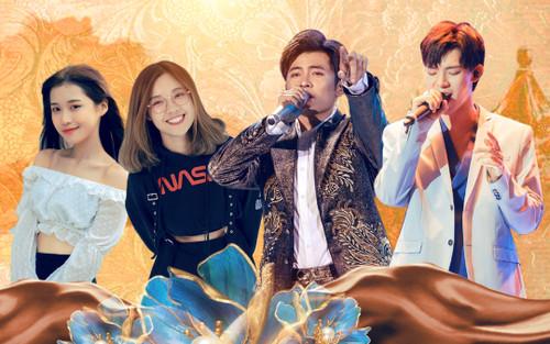 'Lịm tim' với những bản cover OST cực ngọt của sao Việt từ loạt phim nổi tiếng châu Á