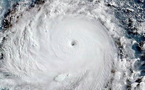 Thông tin có siêu bão cấp 17 sắp đổ bộ vào miền Trung là tin giả