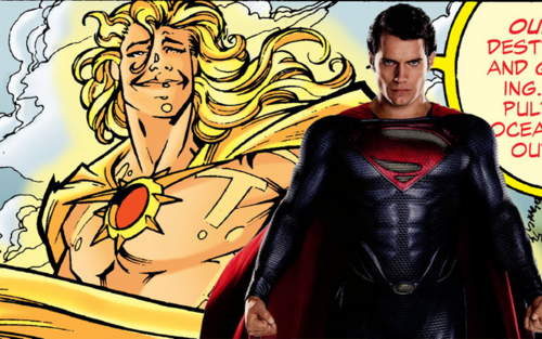 DC mang trở lại Protex, Superman 'hàng nhái' của người Sao Hỏa