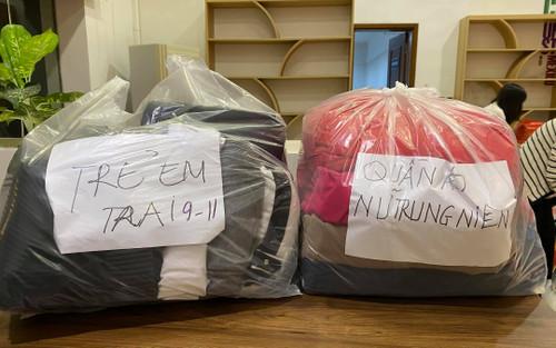Câu chuyện quần áo cứu trợ miền Trung và chia sẻ từ 'người trong cuộc' khiến chúng ta phải suy ngẫm