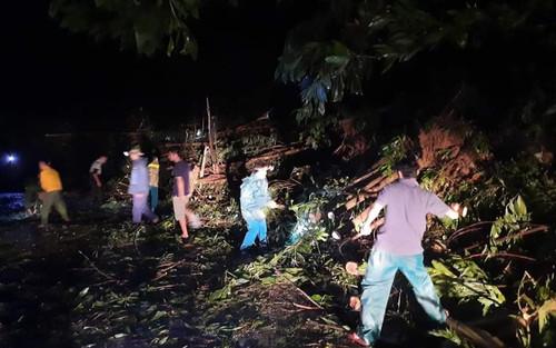 Sạt lở ở Quảng Nam: Tìm thấy 7 thi thể, 46 người còn mất tích