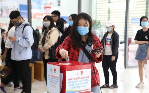 Nhiều Đại học miễn, giảm học phí cho sinh viên các tỉnh miền Trung chịu ảnh hưởng lũ lụt