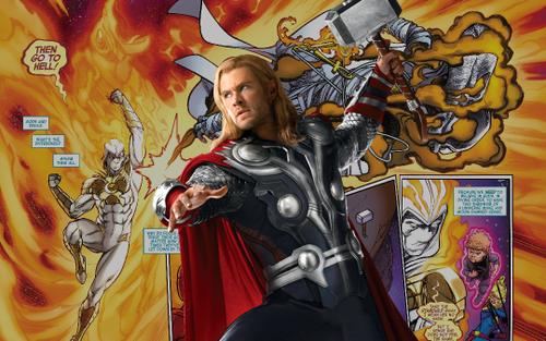 Thần Thor vừa đánh bại cả Phoenix trong sự kiện mới nhất của Avengers