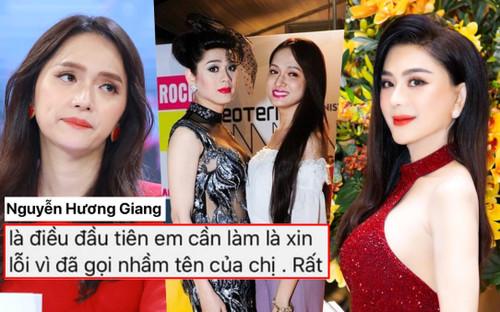 Hương Giang xin lỗi Lâm Khánh Chi vì gọi nhầm tên 'chị Khanh': Đàn chị hồi đáp quá 'sững sờ'?