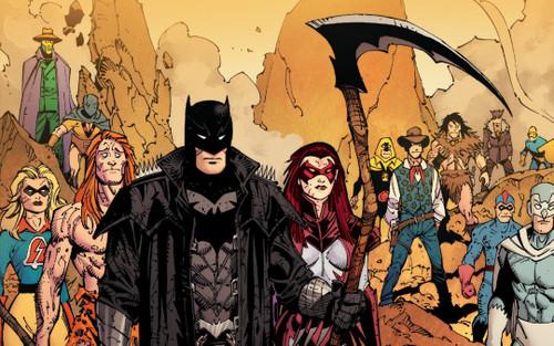 Tin sốc: Batman hiện tại đã chết, Người Dơi bây giờ vốn là 1 thực thể?