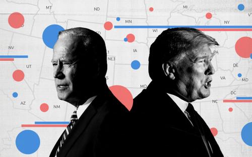 Cách xem diễn biến và kết quả của bầu cử Tổng thống Mỹ vào ngày mai