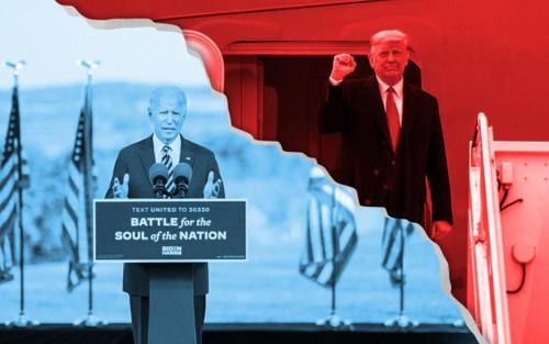 Facebook, Twitter 'mạnh tay' trong ngày bầu cử Tổng thống Mỹ 2020