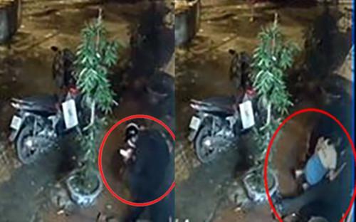 Khoảnh khắc cuối cùng của nam sinh ĐH GTVT bị đạn lạc trúng tử vong khi đứng chờ người thân