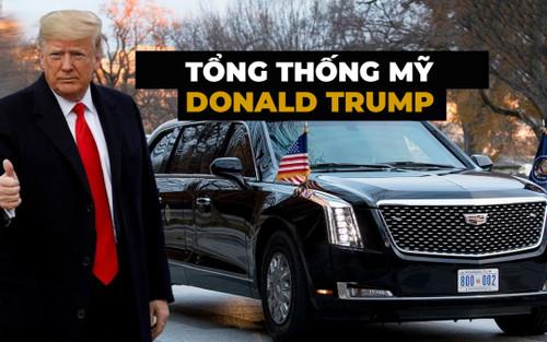 Đọ phong cách chơi xe của Tổng thống Mỹ Donald Trump và ứng cử viên Joe Biden