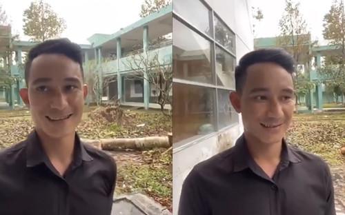 Người đàn ông bật khóc xin đi nhờ xe ở Trà Leng: 'Vợ con mới quan trọng nhất thế giới'