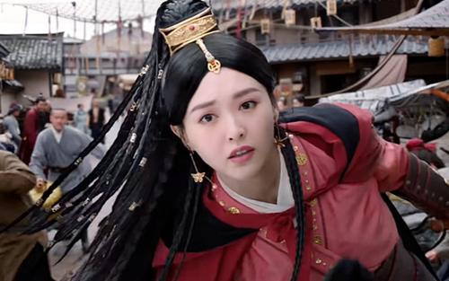 Douban 'Yến Vân Đài' bị khán giả chê tơi tả nhưng nhận nhiều 'gạch đá' hơn cả vẫn là nữ chính Đường Yên