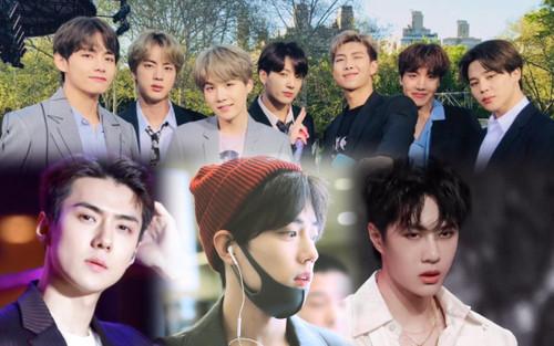 BTS bị loại khỏi 'Top 100 gương mặt đẹp châu Á 2020': Tiêu Chiến - Sehun đứng nhất có xứng đáng?