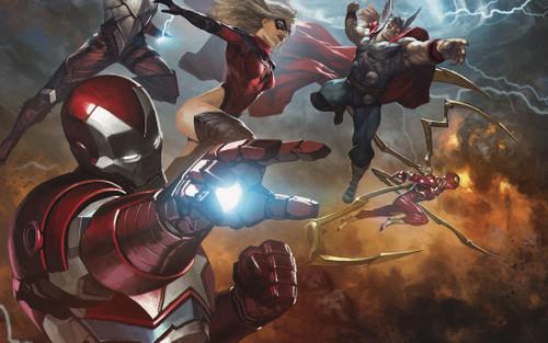 Tổng thống Iron Man từng dùng Đá Thực Tại thao túng kết quả bầu cử?