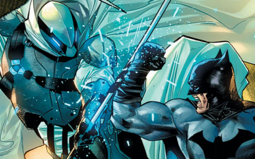 DC ra mắt Ghost-Maker, bạn đồng môn trong quá khứ của Batman