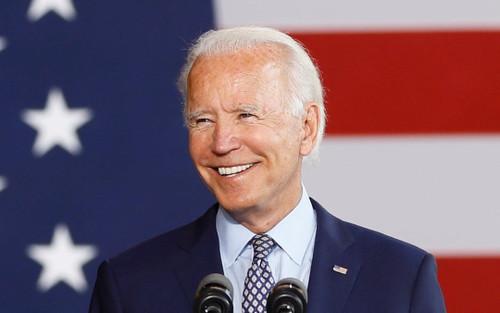 Ông Joe Biden đắc cử tổng thống Mỹ thứ 46