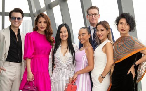 Đoan Trang mời hội chị em Hồng Nhung, Hà Anh dự tiệc trà chiều, bật mí bí kíp sống khỏe