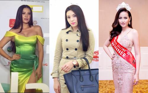 Các nàng hậu Việt bị fan kêu ca vì tăng cân, thừa mỡ mất kiểm soát