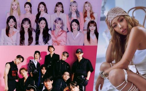 Sau BTS, loạt nghệ sĩ xác nhận tham gia The Fact Music Awards 2020