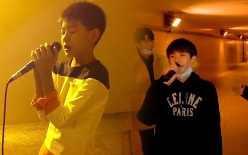 Vương Nguyên trở lại đường hầm từng luyện hát sau 8 năm khiến fan nghẹn ngào