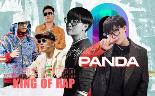 Stylist Panda: King Of Rap đã cho tôi cơ hội thể hiện hết sự nổi loạn của mình