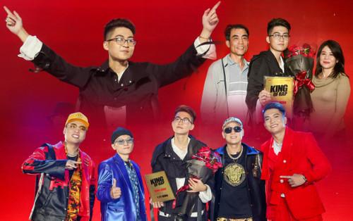 ICD giành ngôi vị Quán quân King Of Rap 2020 nhận 1 tỷ đồng, đại diện Việt Nam tham gia Yo! MTV Rap Asia