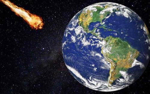 Tiểu hành tinh có sức huỷ diệt khủng khiếp sẽ đâm vào Trái Đất vào năm 2068?