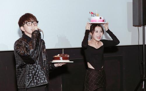 Tùng Maru tổ chức sinh nhật cho Han Sara, gọi cô nàng với biệt danh ngọt ngào khiến fan 'phát ngất'