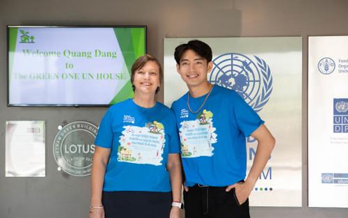 Quang Đăng sáng tạo vũ điệu bảo vệ môi trường, đồng hành cùng UNICEF trong chiến dịch mới