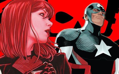 Bất ngờ khi chính Captain America là người chịu trách nhiệm cho cái chết của Black Widow