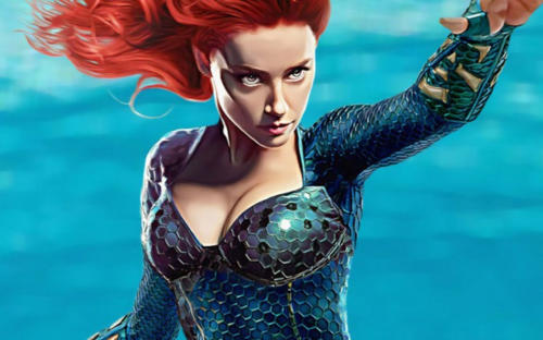 Amber Heard nắm chắc tấm vé tham gia Aquaman 2 do điều khoản hợp đồng
