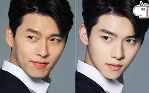 Tài tử U40 Hàn trông thế nào khi trở thành idol: Hyun Bin giống Jaemin (NCT), Won Bin là Ngô Diệc Phàm