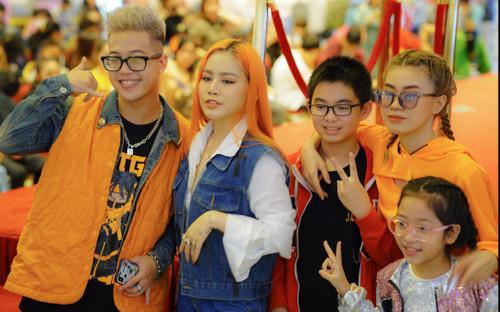 'Cơ trưởng' Pháo hội ngộ RichChoi, cùng Yến Lê tìm thí sinh Giọng hát Việt nhí 2021: New Generation