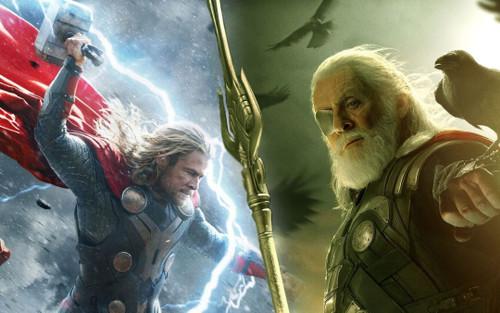 Top những vũ khí thần thánh mạnh nhất xứ Asgard trong MCU (P.1)