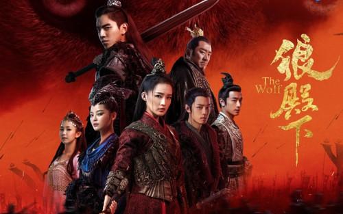 'Lang điện hạ' vừa lên sóng tại WeTV đã lập kỉ lục, fan phát sốt với cảnh hôn của Tiêu Chiến