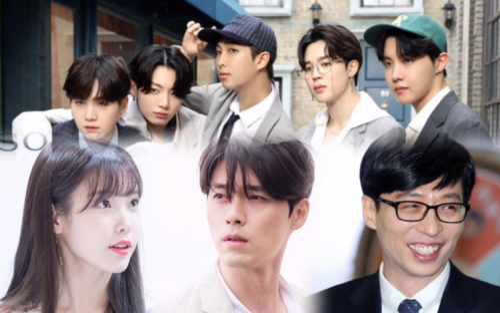 Nghệ sĩ được yêu thích nhất Hàn Quốc 2020: BTS dưới 1 người trên vạn người!