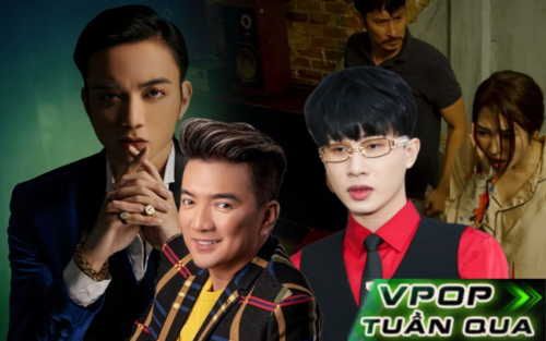 Vpop tuần qua: Soobin Hoàng Sơn đổi nghệ danh mới, Khổng Tú Quỳnh bị Huy Khánh bạt tai đau điếng người