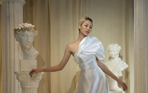 Áo dài cưới cá tính cho nàng dâu hiện đại tỏa sáng ngày vu quy