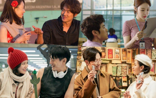 Yoo Yeon Seok, Yoo In Na, Sooyoung phải 'vật lộn' với tình yêu trong teaser 'New Year Blues'