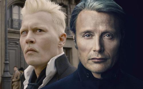 Johnny Depp và những gương mặt bị thay thế trong loạt bom tấn Hollywood đình đám
