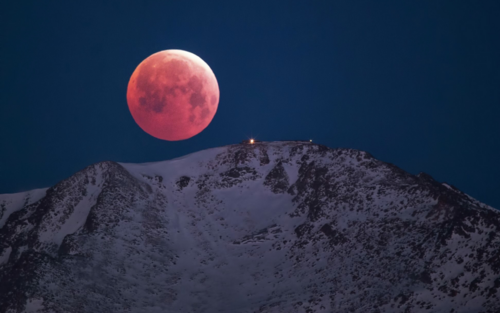 Hiện tượng thiên văn 'Trăng băng giá' và 'Nguyệt thực nửa tối' sẽ xuất hiện vào 30/11