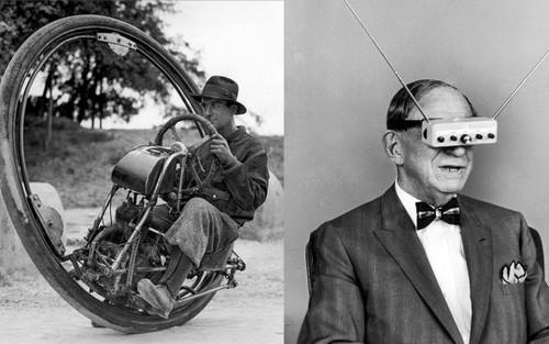 16 món đồ công nghệ trong quá khứ khác hoàn toàn với những gì chúng ta biết ngày nay