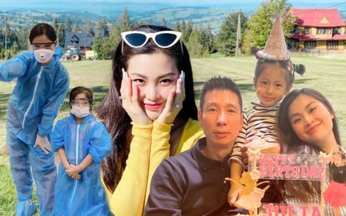 Á hậu Diễm Trang: 9 tháng mắc kẹt tại Ba Lan như một giấc mơ, lúc muốn khóc, lúc bùng nổ sung sướng!