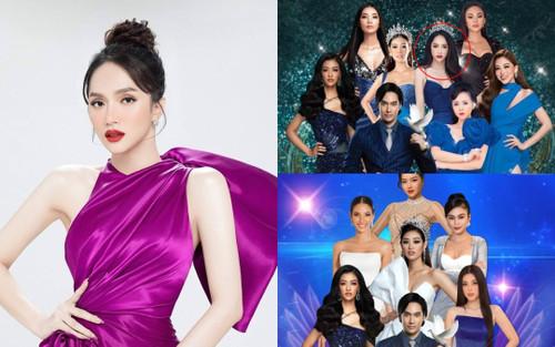 Group anti-fan 'toang', Hương Giang vẫn 'bay màu' khỏi show thời trang có Hoàng Thùy - Khánh Vân?