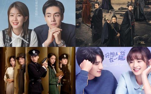 Điểm danh phim Hoa ngữ sẵn sàng lên sóng WeTV đầu tháng 12/2020