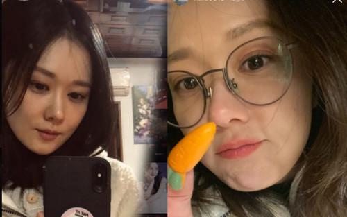 Đã quá tuổi lấy chồng đẻ con, Jang Nara vẫn như gái mới lớn ở tuổi 40