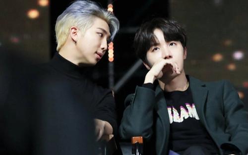 Jin vừa phát hành single mới, RM và j-hope đã 'đá lẻ' bắt tay cùng hoàng tử ballad?