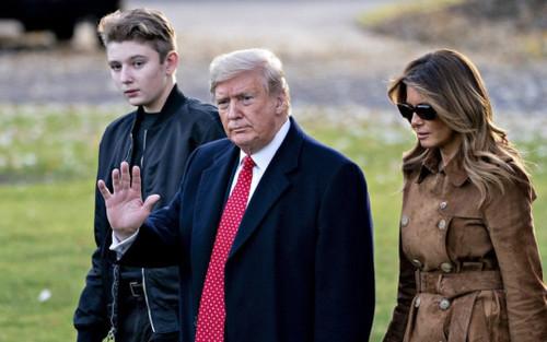 Sau khi rời Nhà Trắng, gia đình ông Trump sẽ sống ở dinh thự xa hoa nào?
