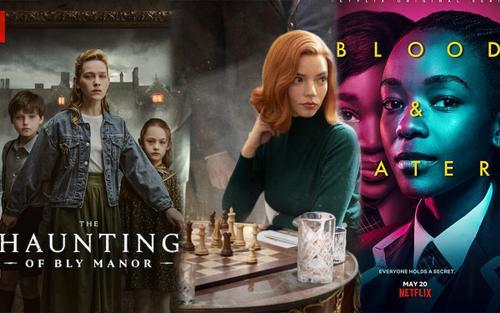 Top 10 phim truyền hình xuất sắc nhất của Netflix trong năm 2020